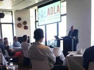 adla conference philip dunn QC