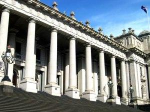 victoria parliament legislation