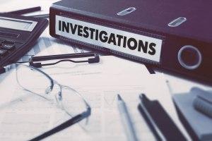 ASIC investigations